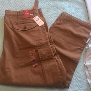 Mens Levi's khaki pants